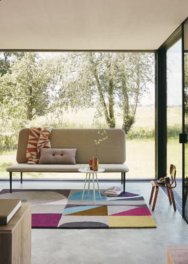 Modern carpets & rugs