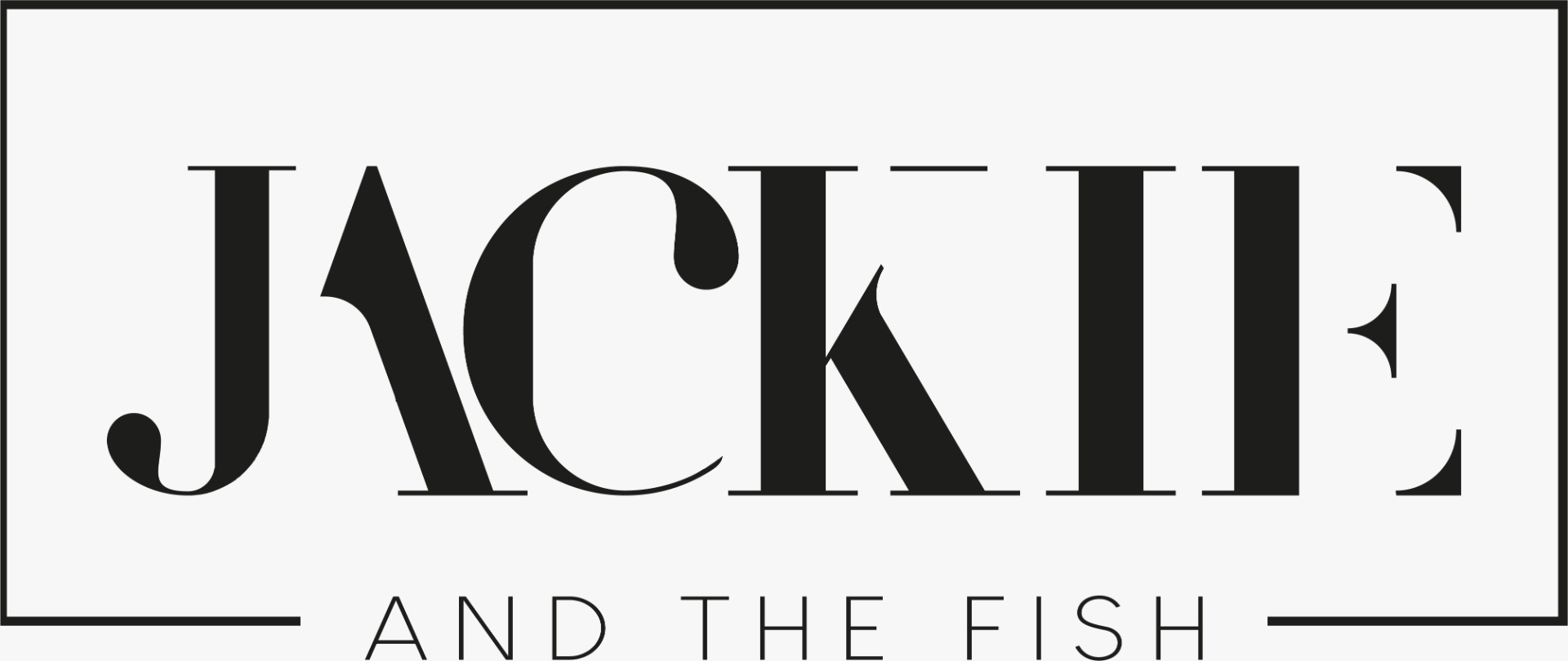 Jackie and the Fish