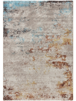 Eclectic Patina abstract • Online Tapijten