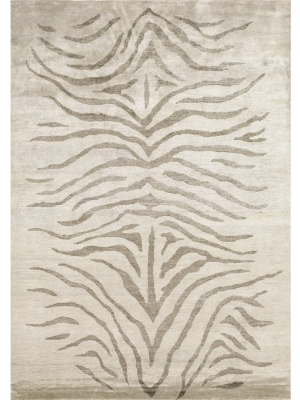 Silky - Design Zebra • Online Tapijten