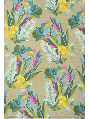 Jungle Flower • Online Tapijten