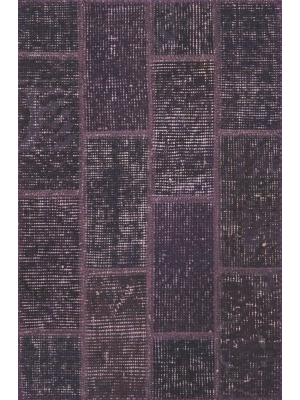 Vintage Dark purple • Tapis en Ligne