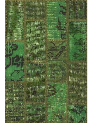 Vintage Green • Online Tapijten