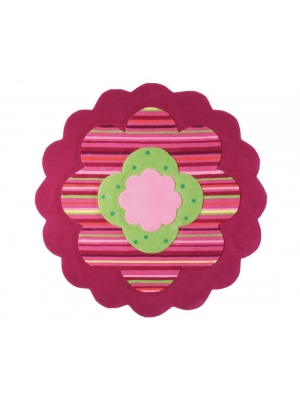 Flower Shape Rose • Tapis en Ligne