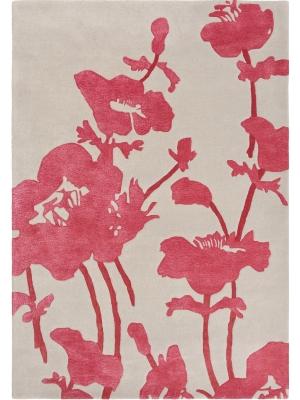 Floral 300 Poppy • Online Tapijten