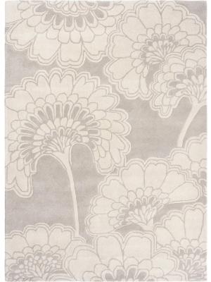 Japanese Floral Oyster • Online Tapijten