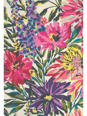 Floreale Fuchsia • Online Tapijten