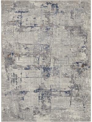Royal Terrace Ivory Blue • Online Tapijten