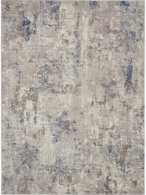 Royal Terrace White Blue • Online Tapijten
