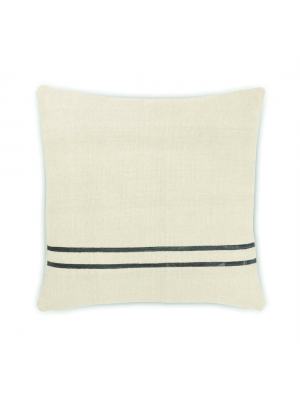 Mellow - Pillow Black & White • Tapis en Ligne