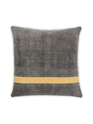 Mellow - Pillow Grey Yellow • Online Tapijten