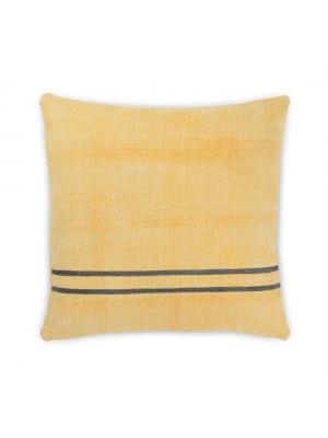 Mellow - Pillow Yellow Grey • Online Tapijten