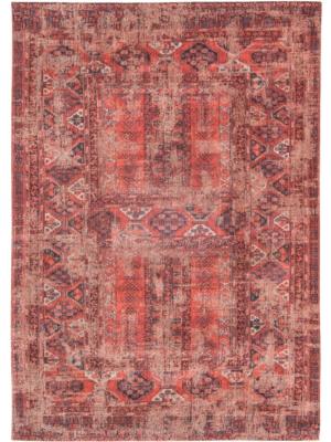 Antiquarian - Antique Hadschlu 7-8-2 Red • Online Tapijten