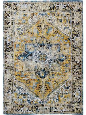 Antiquarian - Antique Heriz Amir Gold • Online Tapijten