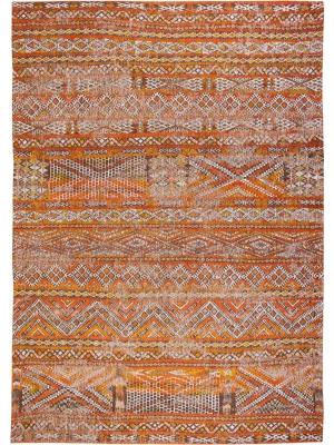 Antiquarian - Kilim Riad Orange • Online Tapijten