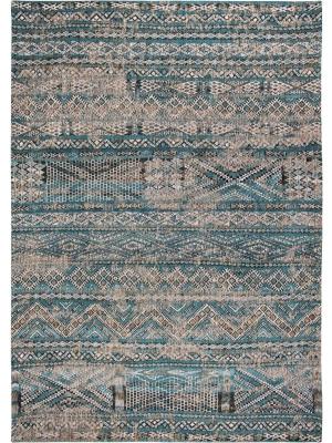 Antiquarian - Kilim Zemmuri Blue • Online Tapijten