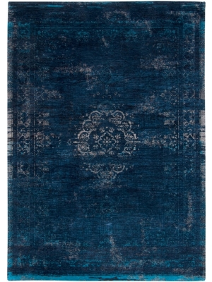 Fading World - Medallion Blue Night • Online Tapijten