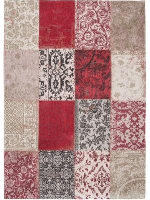 Vintage Multi Antwerp Red • Online Tapijten