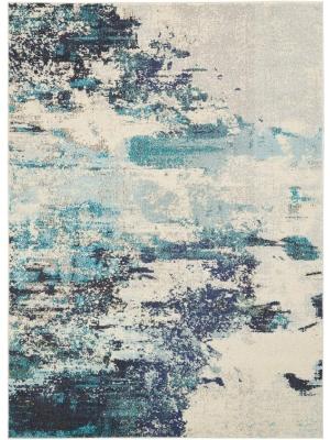 Celestial Ivory Blue • Online Tapijten