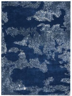 Etchings Blue • Online Tapijten