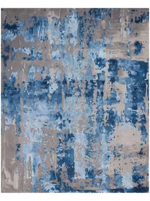 Prismatic Blue Grey • Online Tapijten