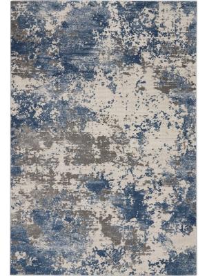 Rustic Textures Grey blue • Online Tapijten