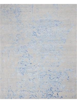 Silk Shadow Grey Blue • Online Tapijten