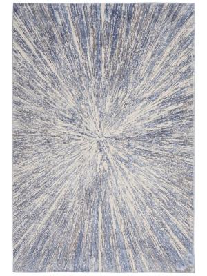 Silky Textures Blue grey • Online Tapijten