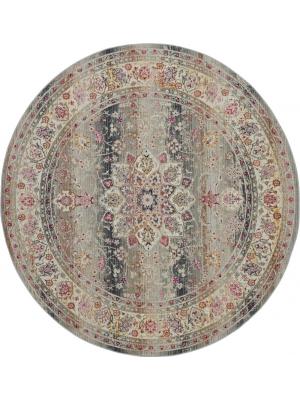 Vintage Kashan R. Grey • Online Tapijten