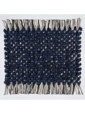 Garno Marineblauw • Online Tapijten