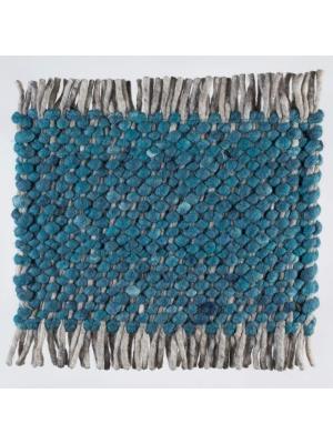 Garno Turquoise • Online Tapijten