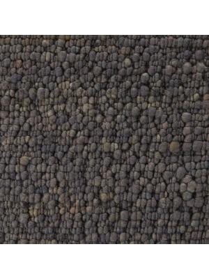 Gravel donkergrijs / groen • Online Tapijten