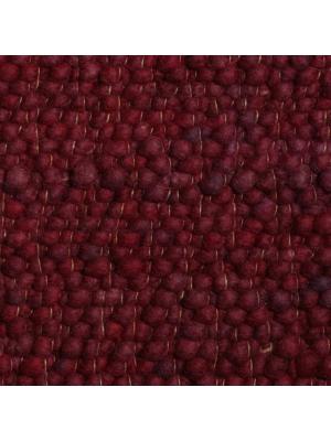 Pebbles Donker Fuchsia • Online Tapijten