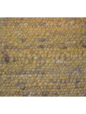 Pebbles Moutarde • Tapis en Ligne