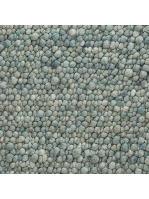 Pebbles Pastel Groen • Online Tapijten