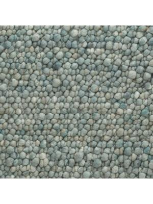Pebbles Vert Pastel • Tapis en Ligne