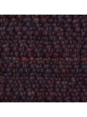 Pebbles Paars • Online Tapijten