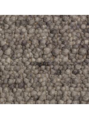 Pebbles Staal Grijs • Online Tapijten