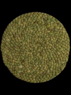 Roundabout Groen • Online Tapijten