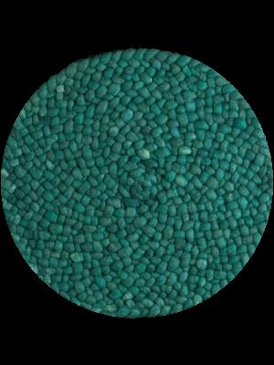 Roundabout Turquoise • Online Tapijten