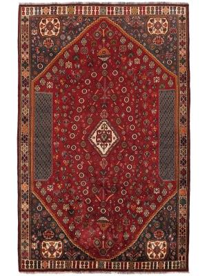 Kashghai Classic Red • Online Tapijten