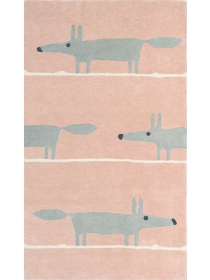 Mr Fox Blush • Online Tapijten