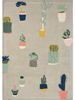 Cactus Grey • Online Tapijten