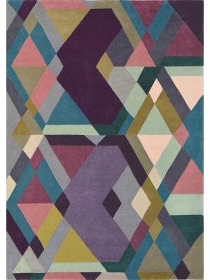 Mosaic Light Purple • Online Tapijten