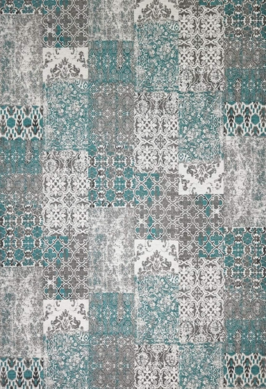 Rugsman | Renaissance Turquoise Ibiza | Tapijt | Online tapijten