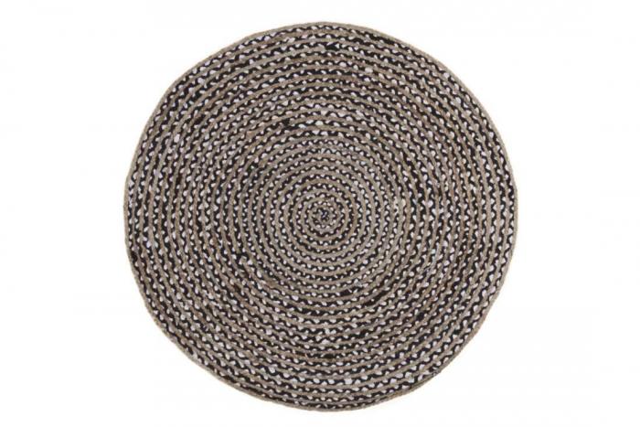Brinker Carpets | Festival Mainday Black White | Tapijt | Online tapijten