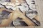 Prismatic Beige Silver • Online Tapijten