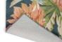 Sanderson | Dahlia & Rosehip Teal 050608 | Tapijt | Online tapijten