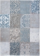 Louis de Poortere | Vintage Multi Bruges Blue 8981 | Carpet | Online tapijten