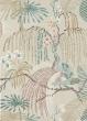 Sanderson | Rain Forest Orchid Grey 050701 | Tapijt | Online tapijten
